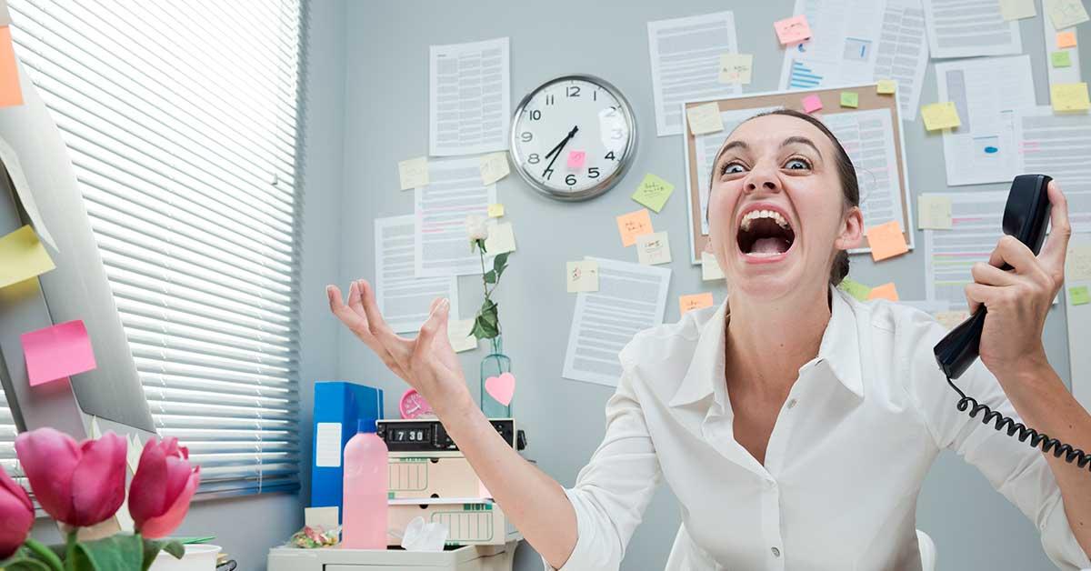 Qual è il giorno peggiore in ufficio?