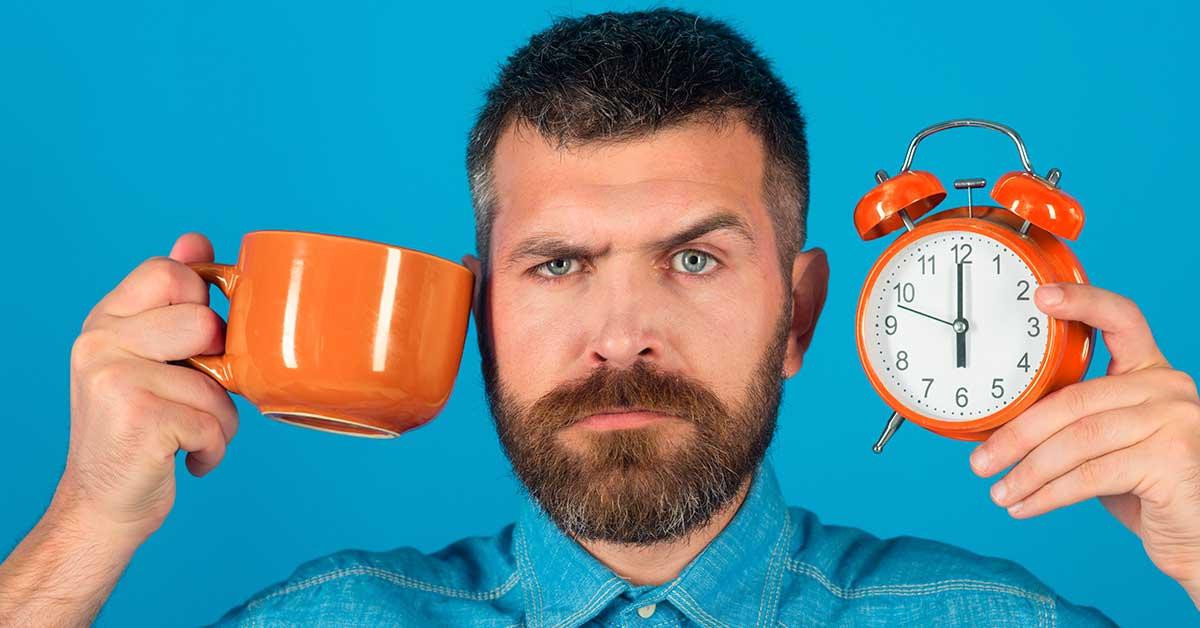 Quanto deve durare la pausa caffè?