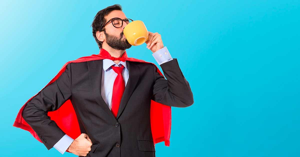 Pausa caffè: così i dipendenti lavorano +60%