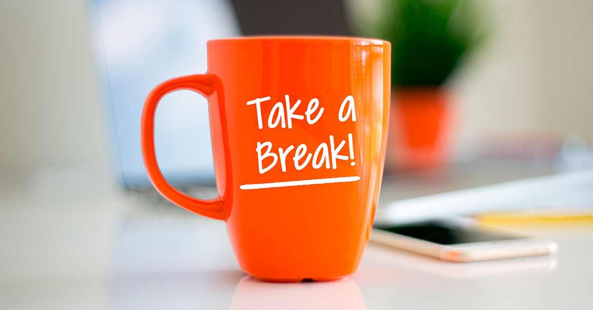 La pausa caffè è davvero così importante?