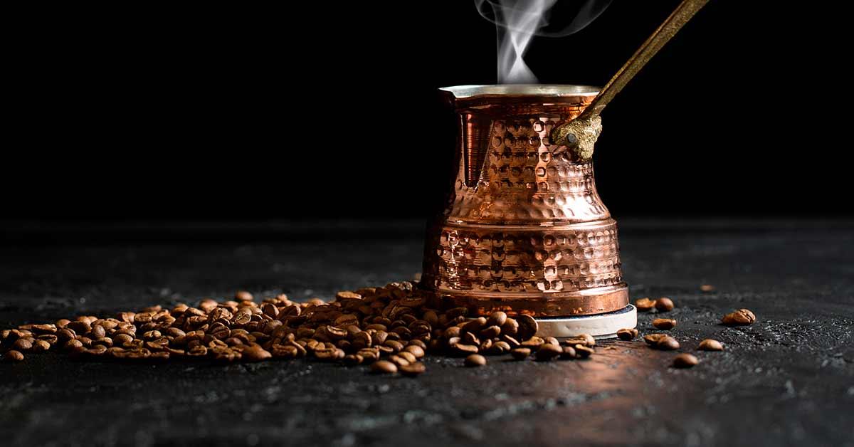 Caffé aromatico turco