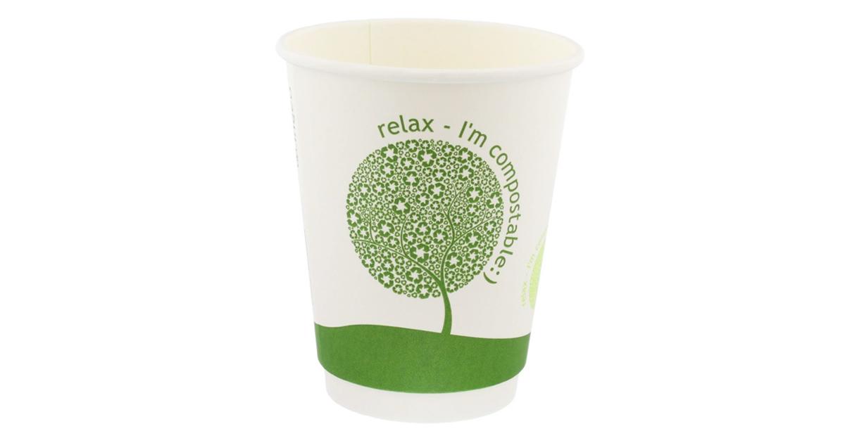 Bicchieri compostabili e distributori Giordanino